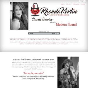 Rhonda Kevlin, voiceover
