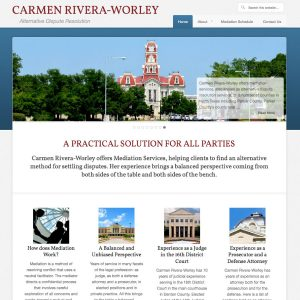 Carmen Rivera-Worley Attorney-Mediator