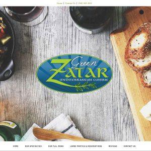 Green Zatar Mediterranean Cuisine