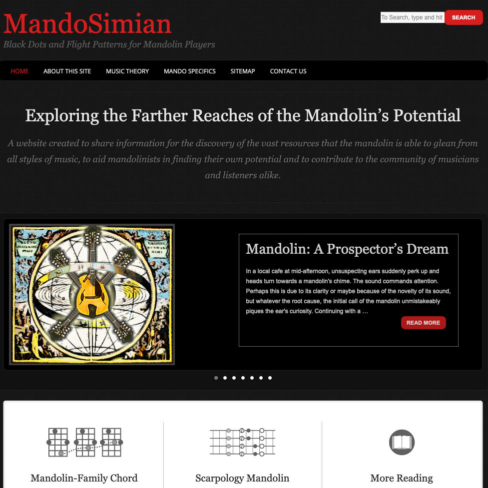 MandoSimian.Com